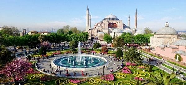 جاهای دیدنی استانبول - موزه آیا صوفیه
