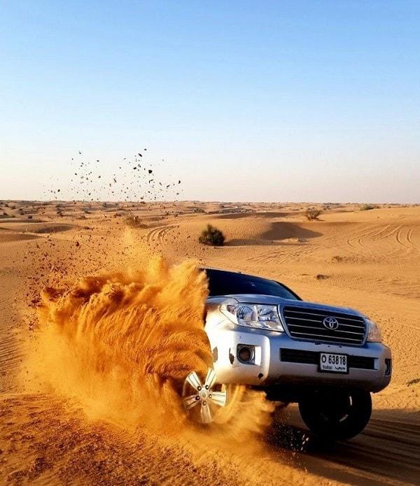 سافاری دبی از بهترین مکان های تفریحی دبی