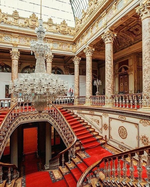 دیدنی های امپراطوری عثمانی از دلایل سفر به استانبول