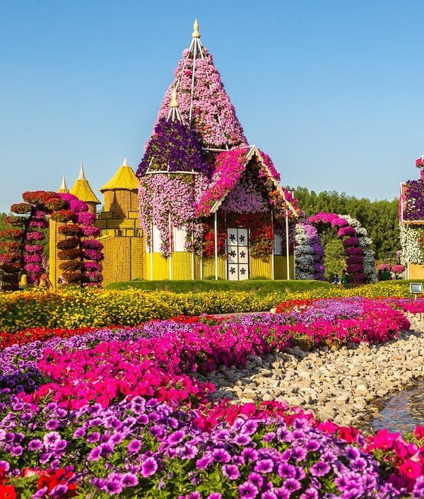 باغ میراکل دبی