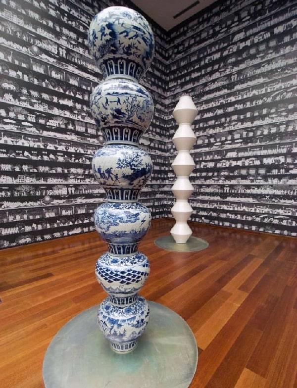 گالری هنر در استانبول