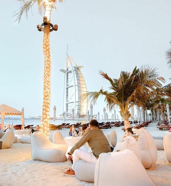 پارک ساحلی جمیرا از جاهای تفریحی دبی