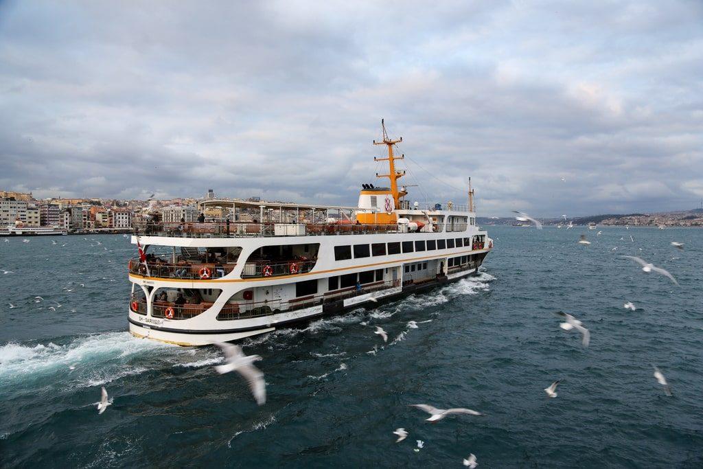 کشتی کروز بوسفورس