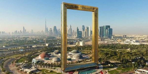 قاب دبی در تور ارزان قیمت و لحظه آخری